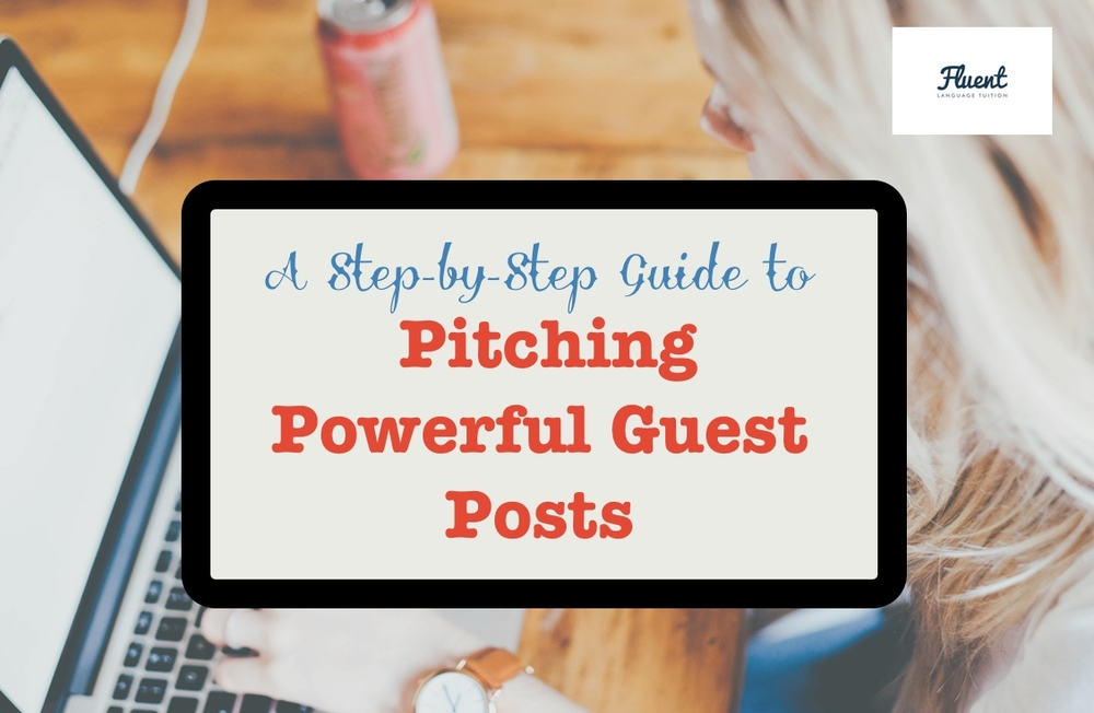 pitching guest posts