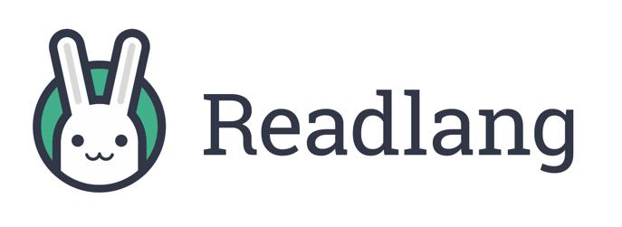 Bildresultat för readlang logo