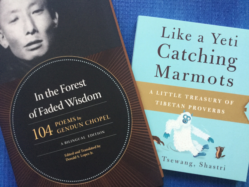 Tibetan Poems and Proverbs