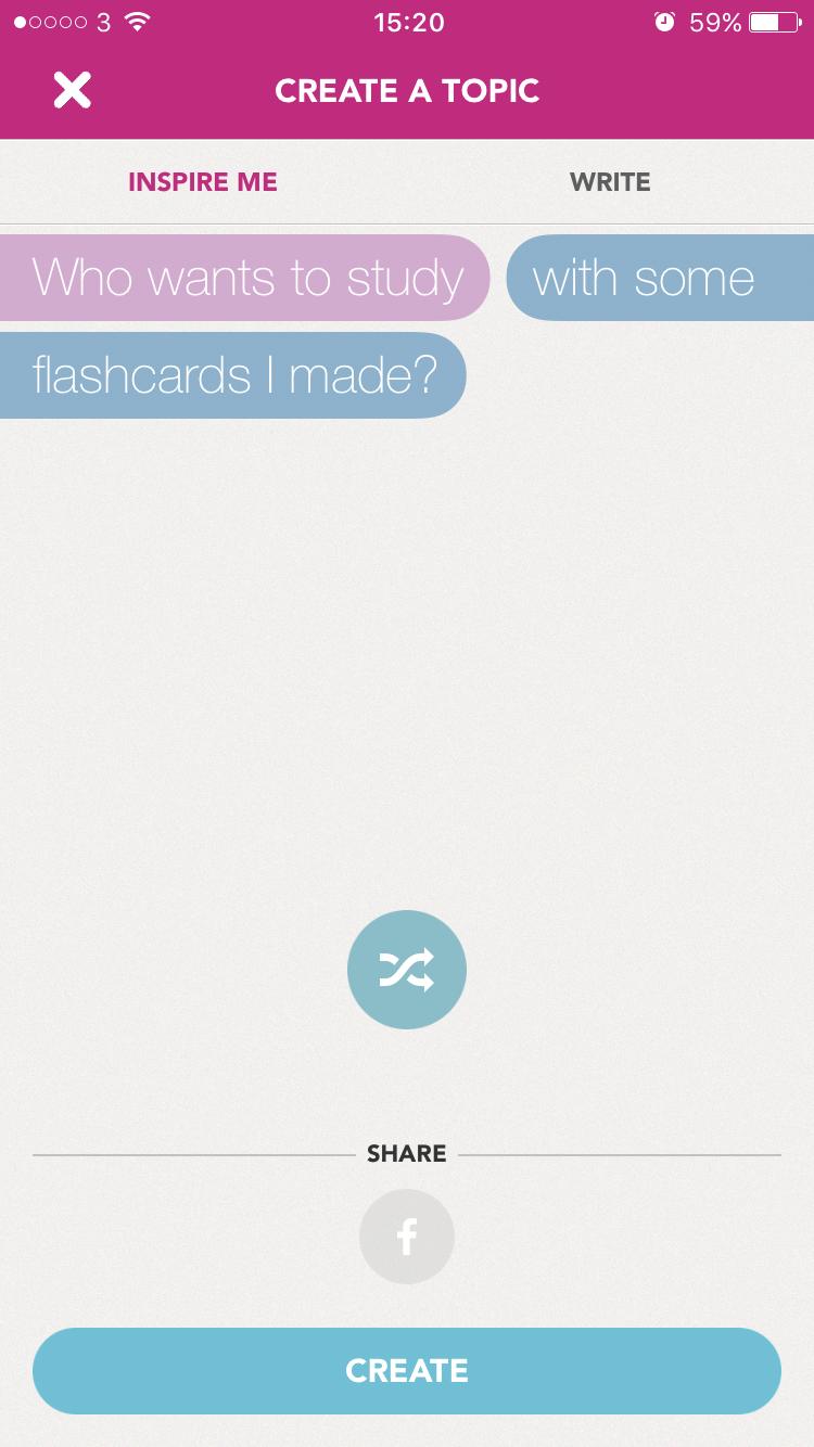 Tandem dating app