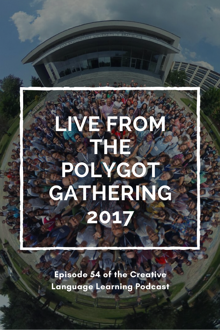 polyglot gathering podcast