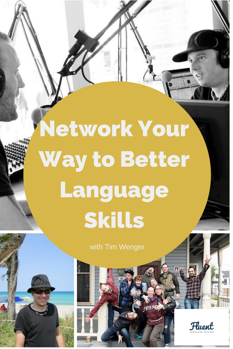 network-language skills