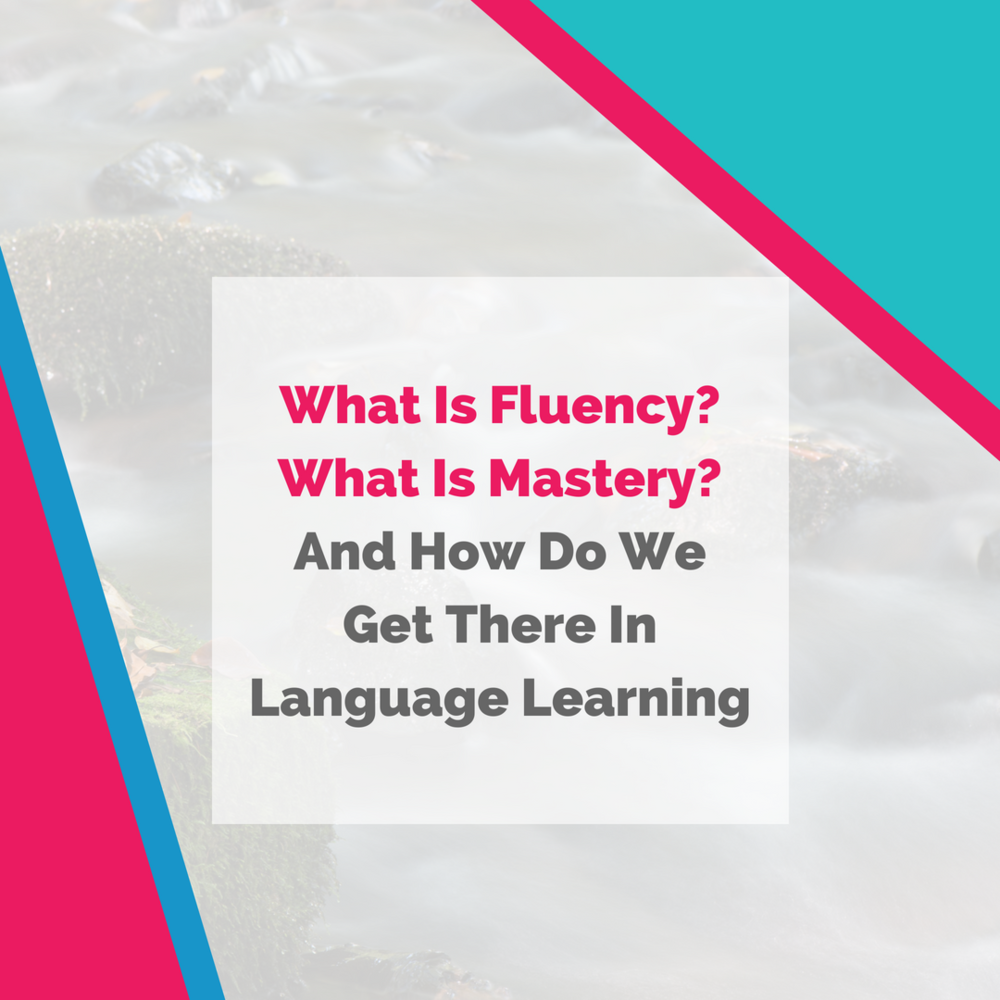 fluency podcast