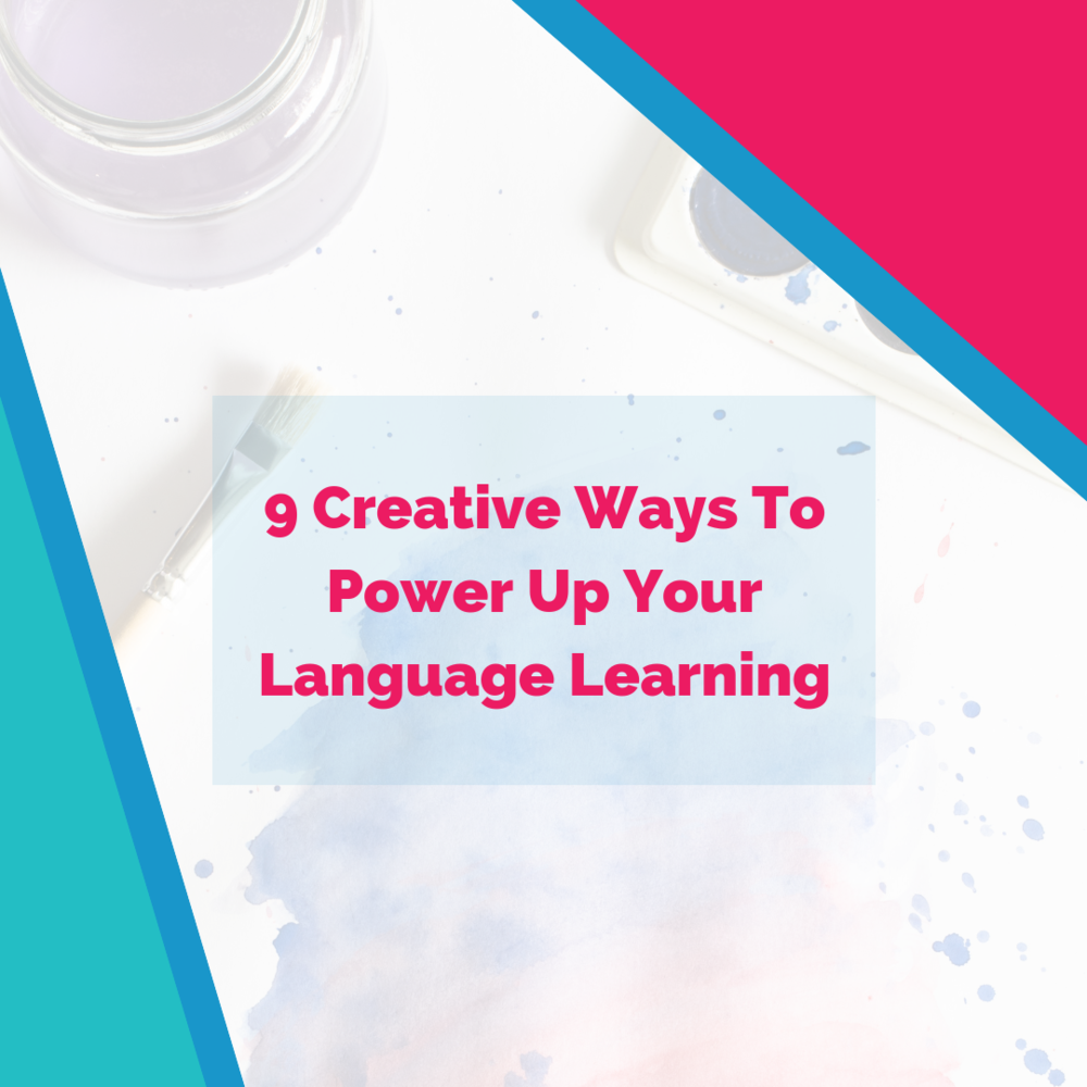 creative language learning
