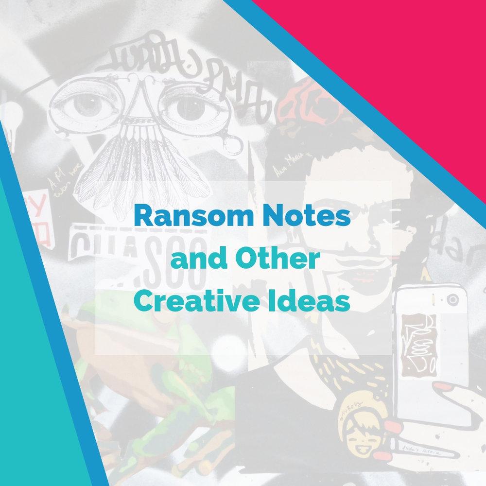 creative ideas language podcast