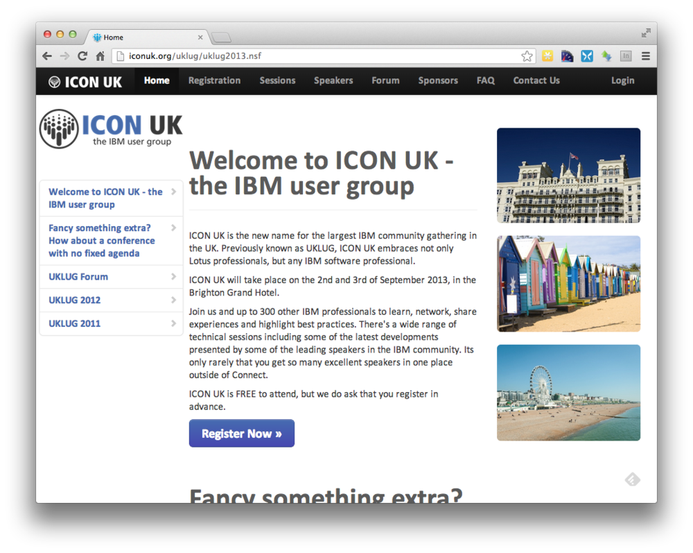 ICONUK Home Page