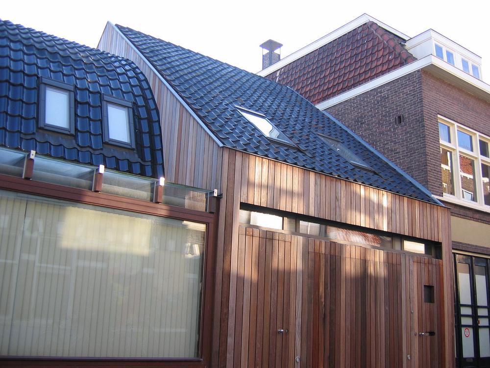 Houten huis 2008 minke wagenaar architect - Huis architect hout ...