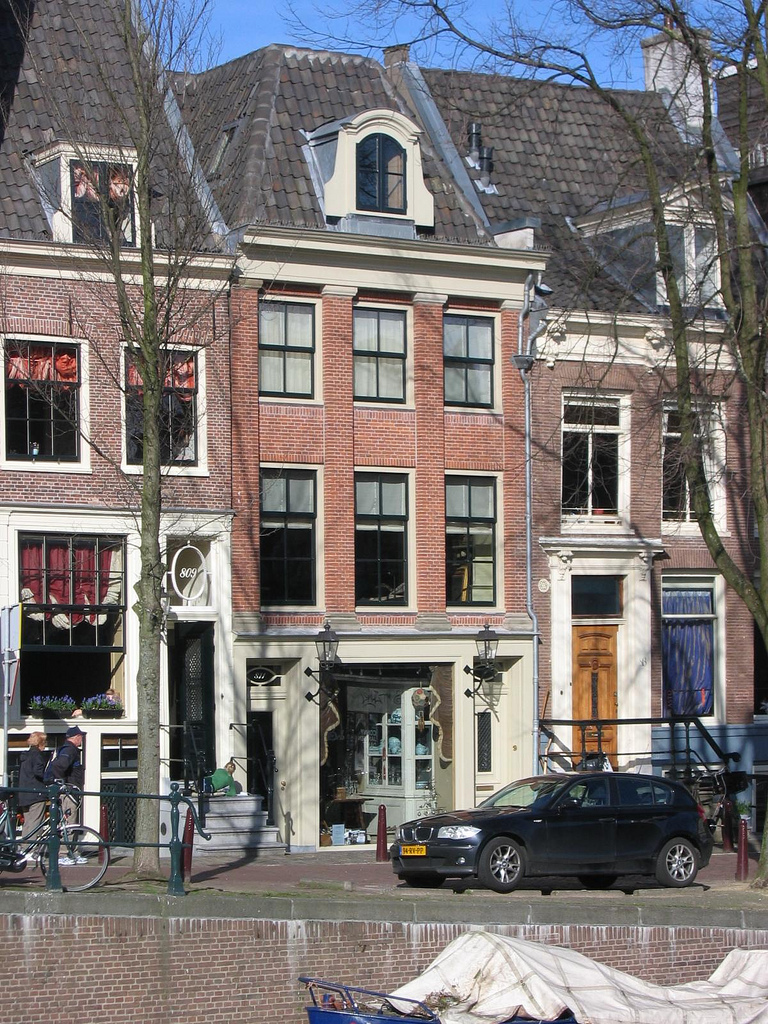 Prinsengracht 811 na voltooing
