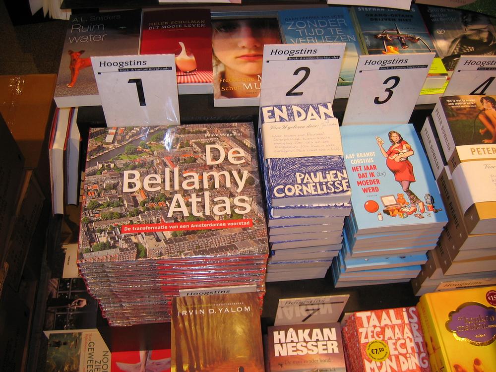 Nr. 1 van Boekhandel Hoogstins' Top Tien