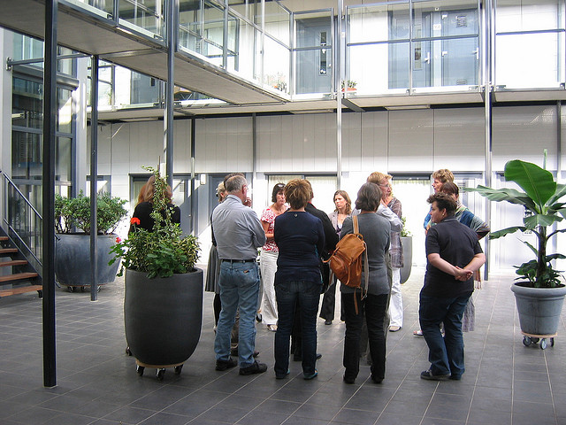 Werkbezoek Veldhof Vleuten-De Meern Utrecht