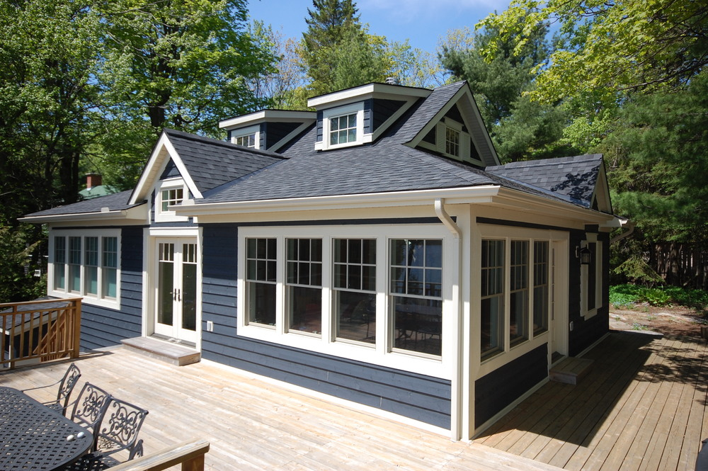 Ontario cottage style house plans