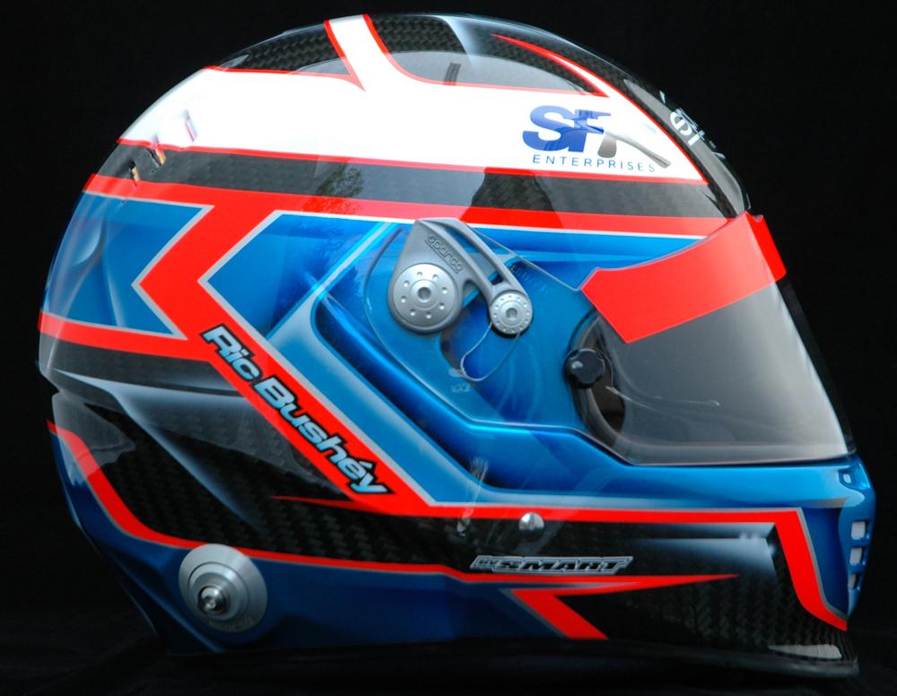Sparco Racing Helmets Smart Race Paint Helmet