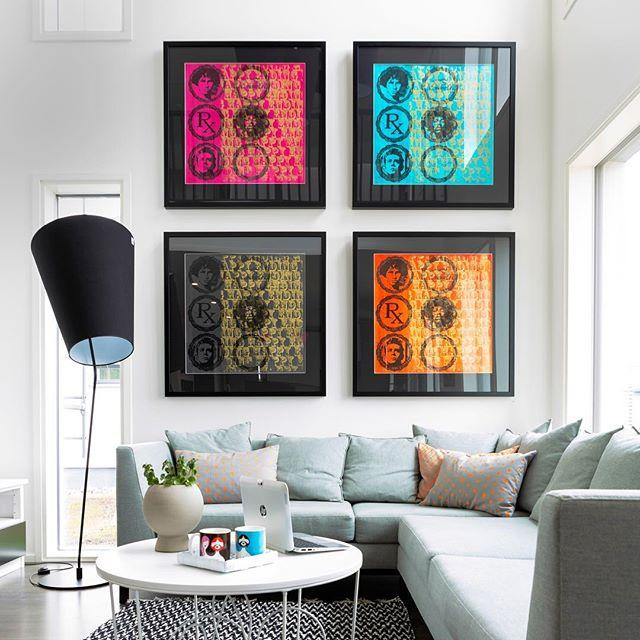 Sisustusmuisto Asuntomessuilta. #interiorphotography #design #interiordesign #paintings #sisustus #sisustusinspiraatio #sisustaminen #sisustussuunnittelu #sisustusidea #home #modernhome #scandinaviandesign #scandinavianstyle #scandinavianhome #finnishhome #finnishdesign #sisustusideat