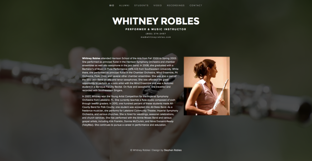 whitneyrobles.com