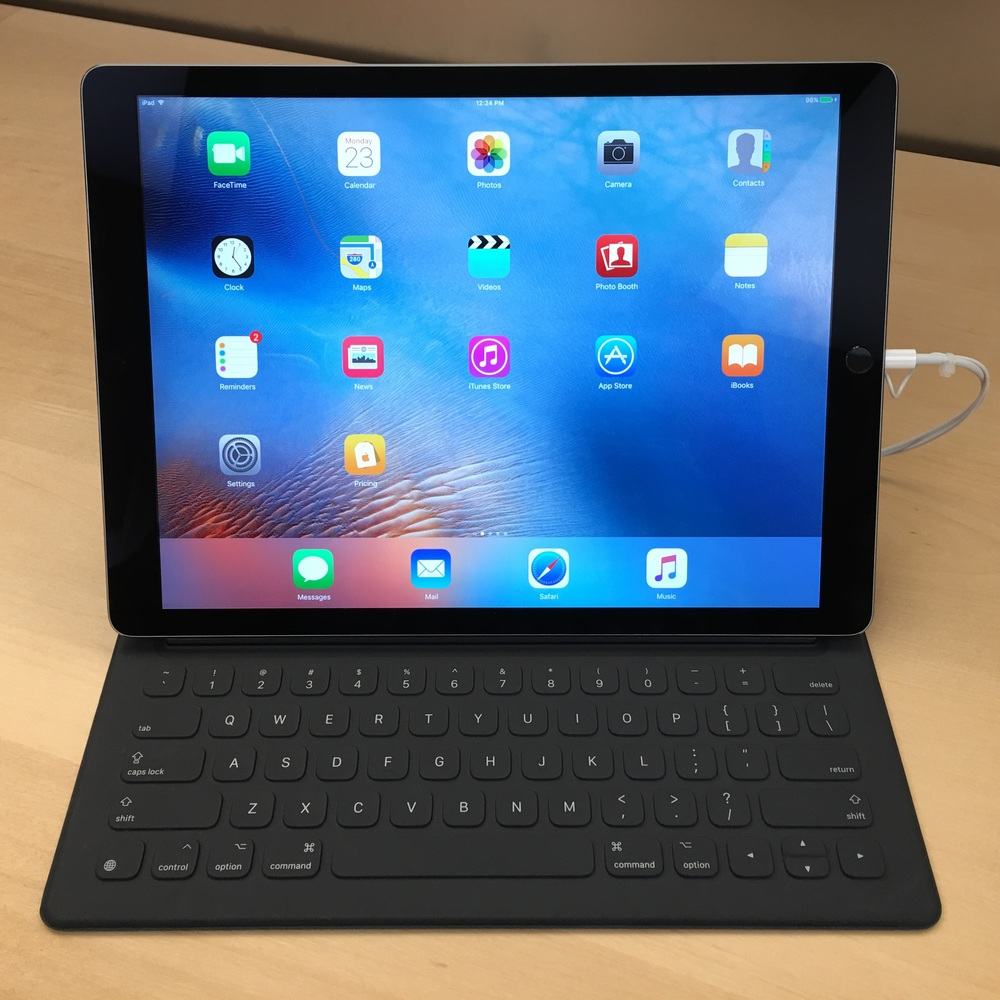 iPad Pro and Smart Keyboard