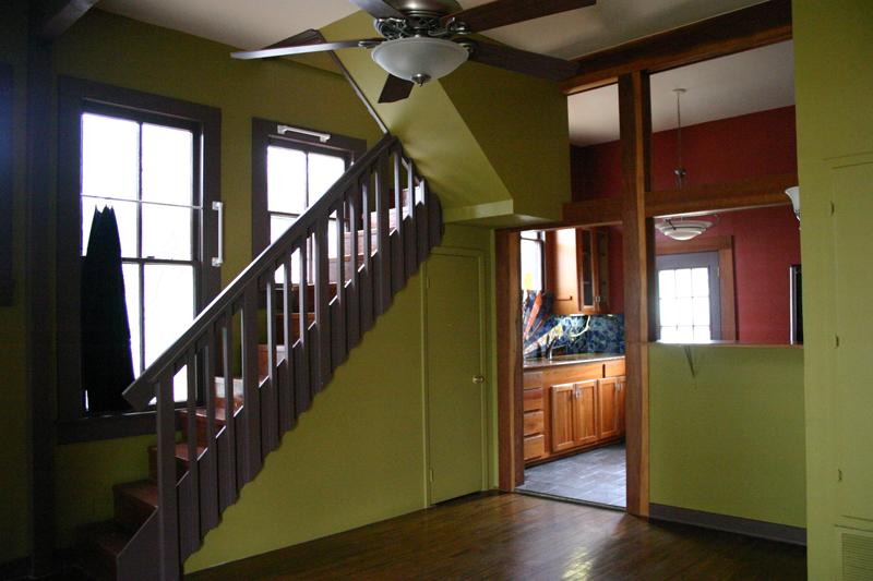 Interior - Before