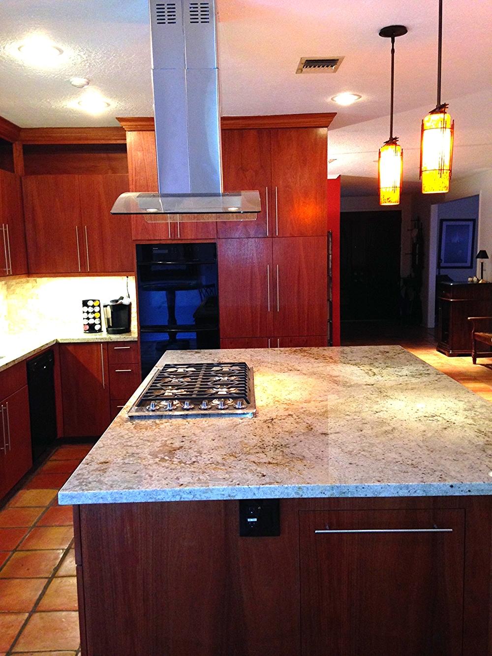 Bukolt kitchen remodel view two