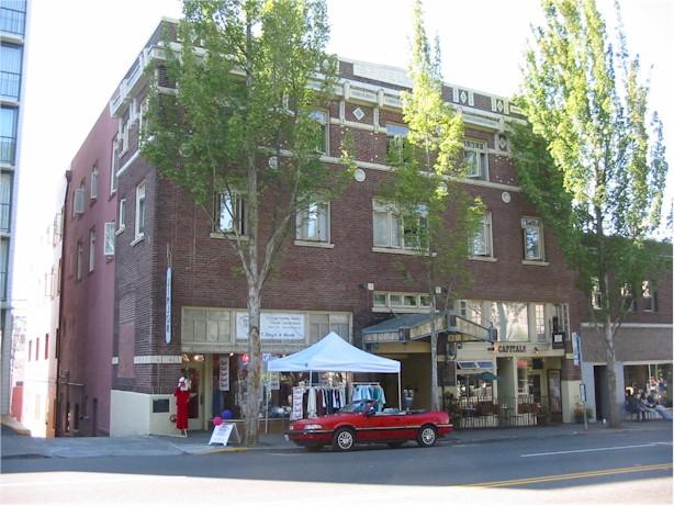 ELKS BUILDING, SEATTLE, WA