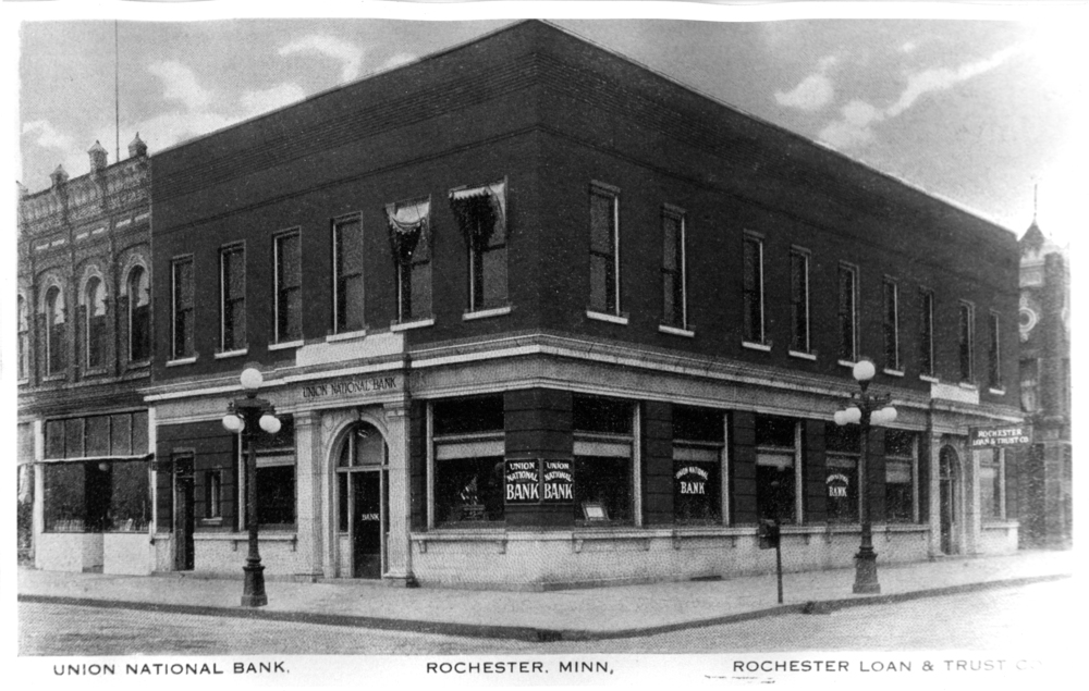 copyright: The History Center of Olmsted County