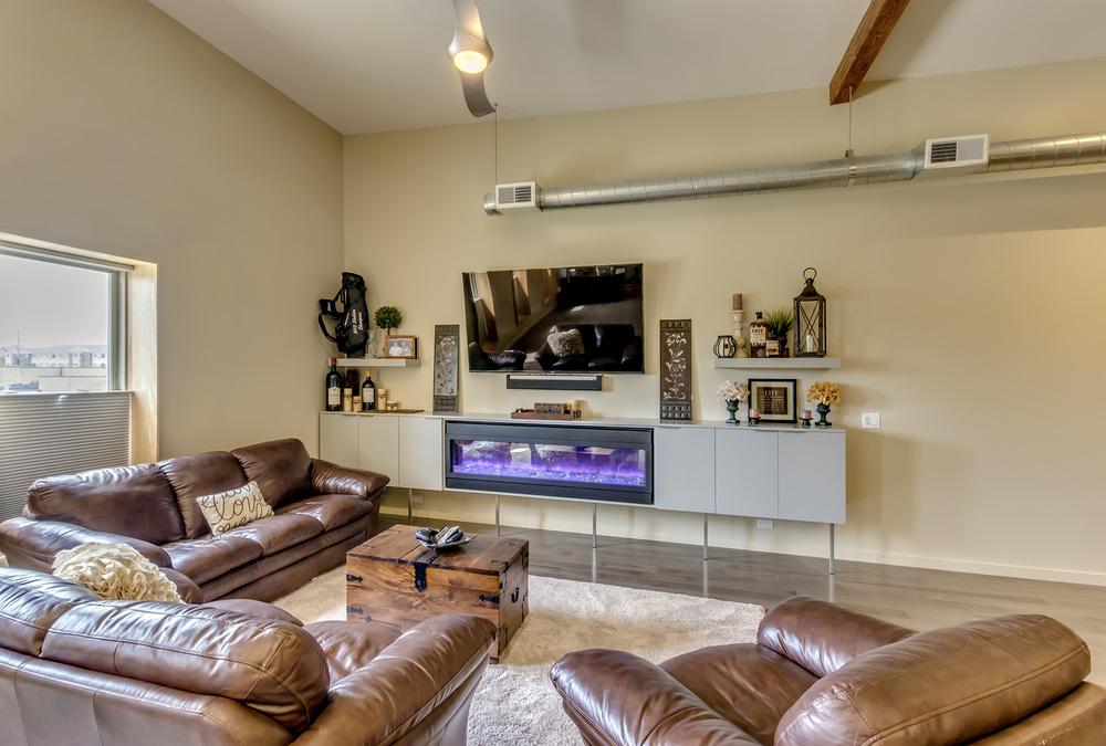 Main Unit Living Space
