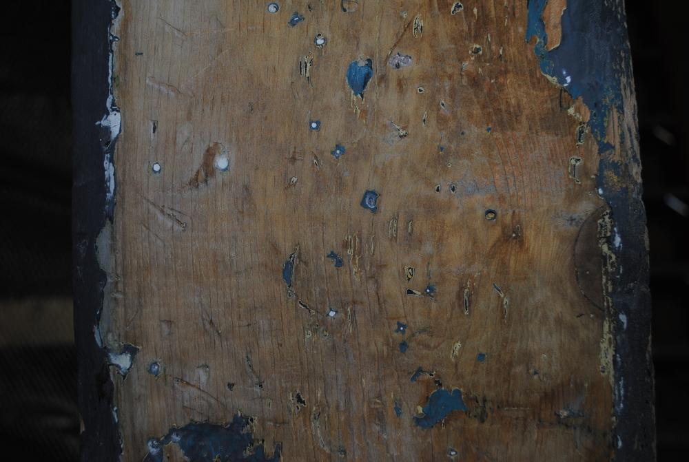 Paint Stripper (paint on wood)
