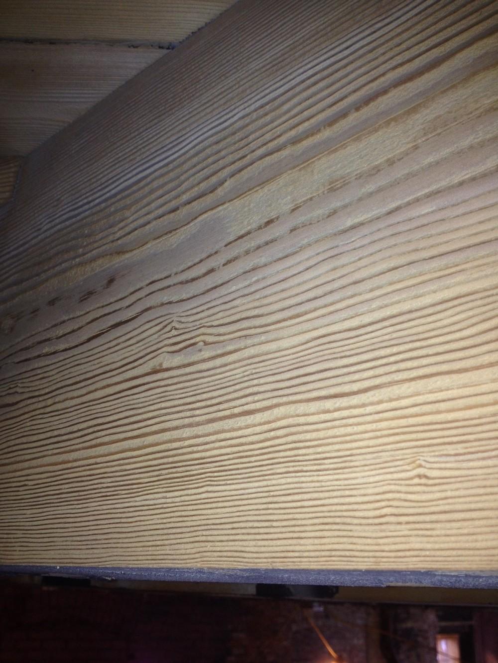 Corn Cob Shells Media Blasting (paint & spray foam residue on wood)