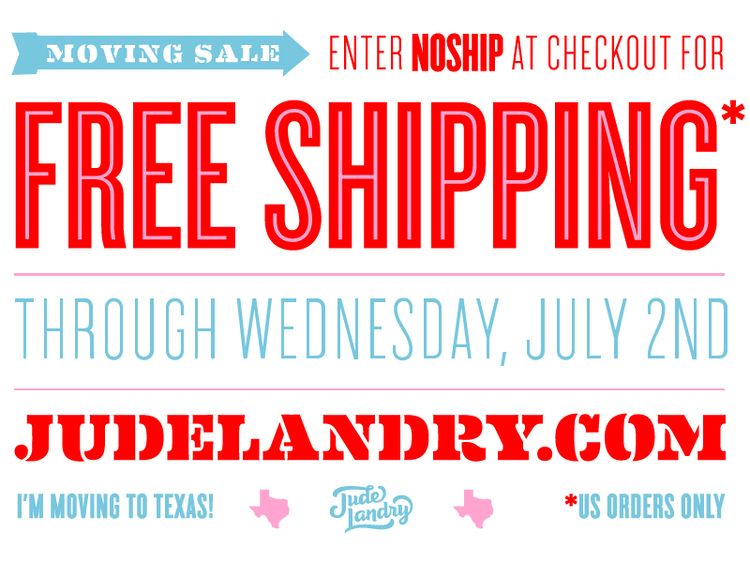 jude landry blog moving sale new poster