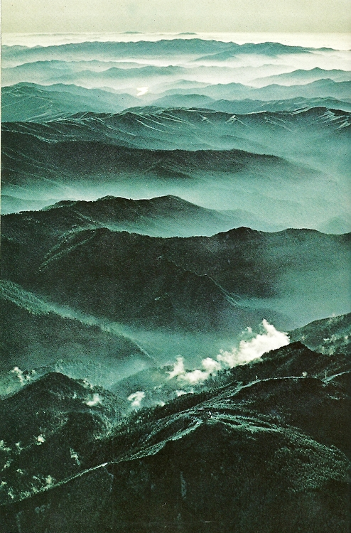 Great Smoky Mountains       National Geographic  | October 1968