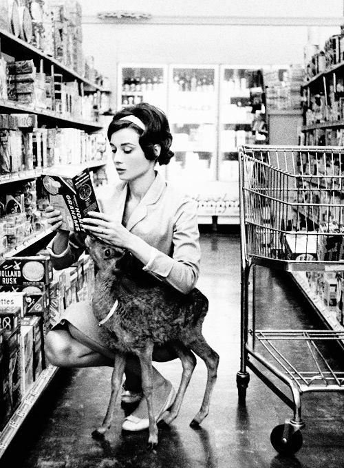 Audrey with her deer.jpg