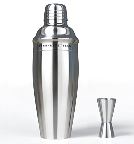 3 Piece Cocktail Shaker set, $19.99