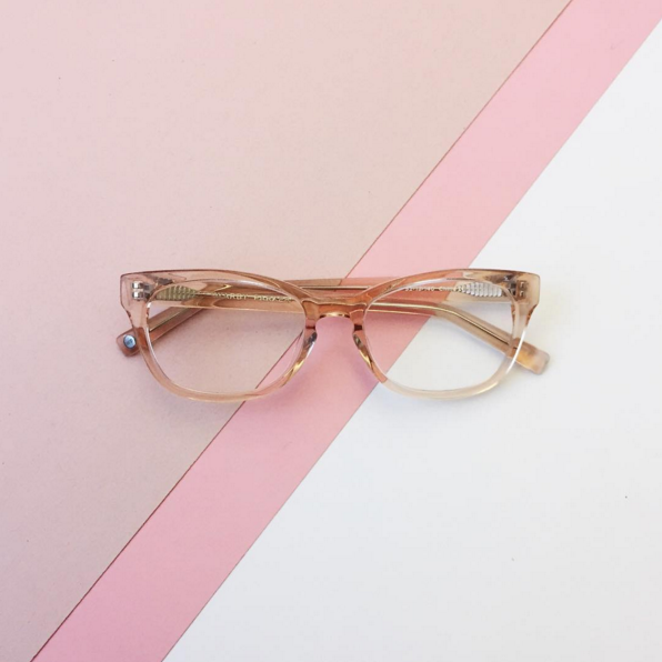 image via the  Warby Parker instagram