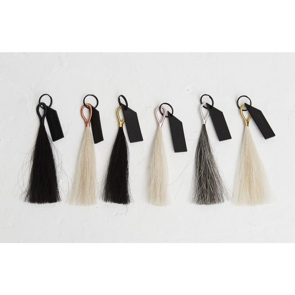 wire tassels - $40