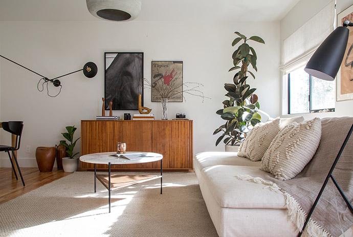 Step Inside Paige Geffen's Minimalist Home