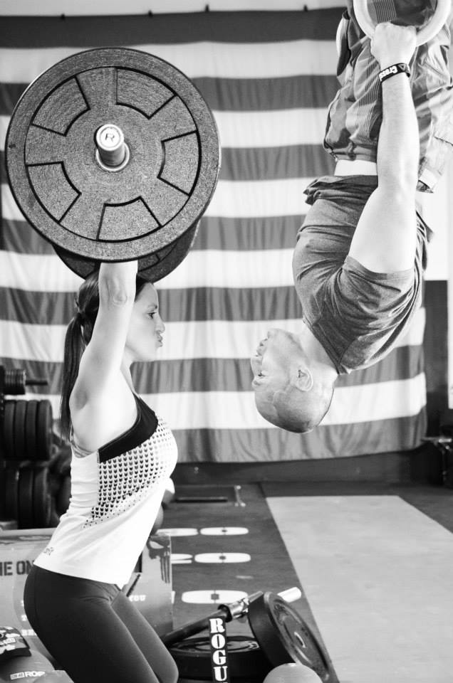 Ellie & John - Owners of CrazyTrain CrossFit