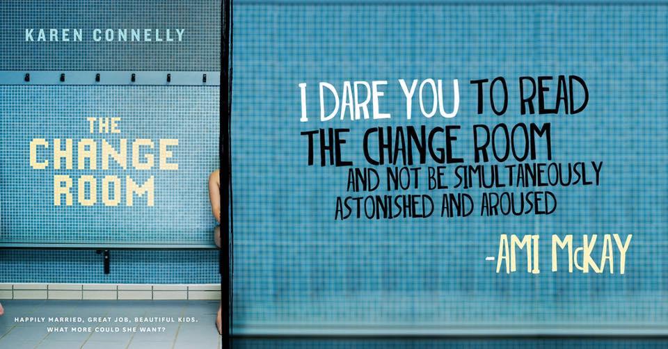 To order The Change Room:  AMAZON  MCNALLY ROBINSON BOOKS  CHAPTERS INDIGO