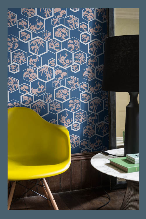 Shouchikubai, image courtesy Farrow & Ball