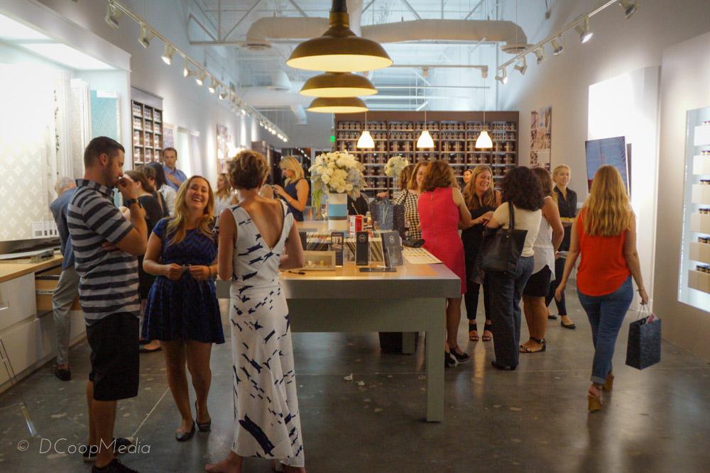 A Grand Opening: Farrow & Ball\'s Orange County Showroom — DCOOPMEDIA