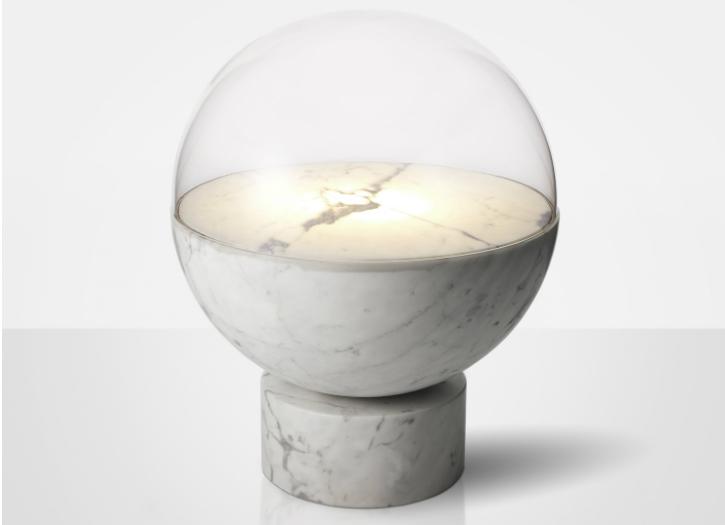 Globe Table lamp by Lee Broom, image courtesy Lee Broom