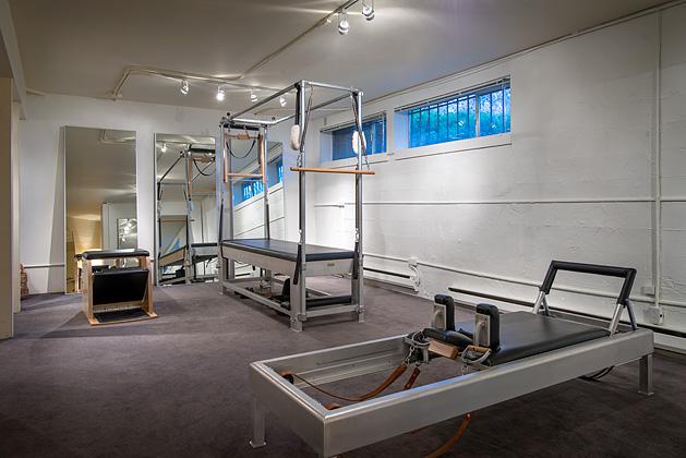 Seattle based Pilates studio Leitz Pilates.