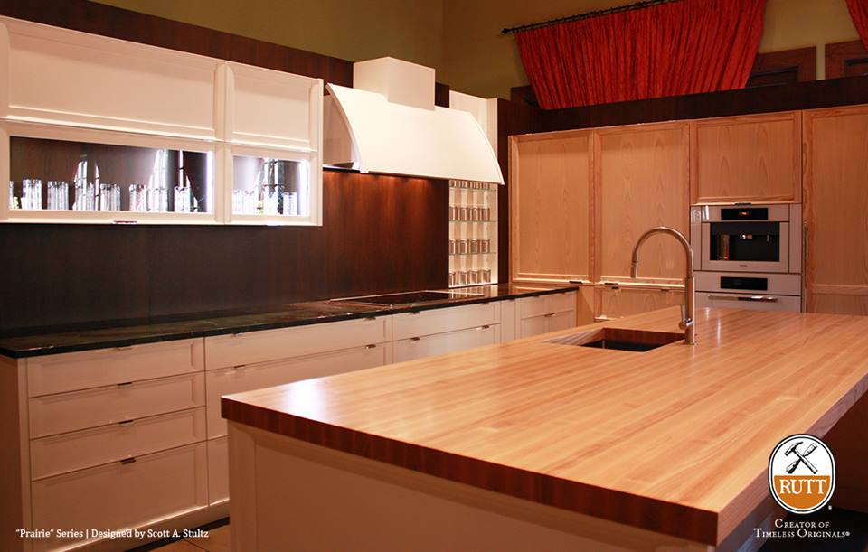 Image courtesy Rutt HandCrafted Cabinetry