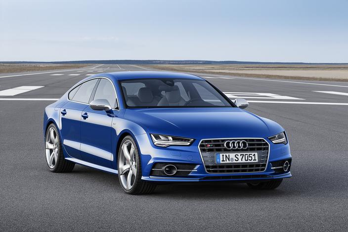 2016 Audi S7, Courtesy Audi USA