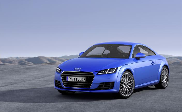 2016 Audi TT, Courtesy Audi USA