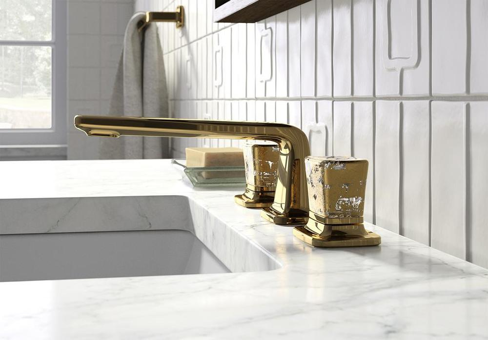 Per Se Widespread Basin Faucet Set, Courtesy Kallista
