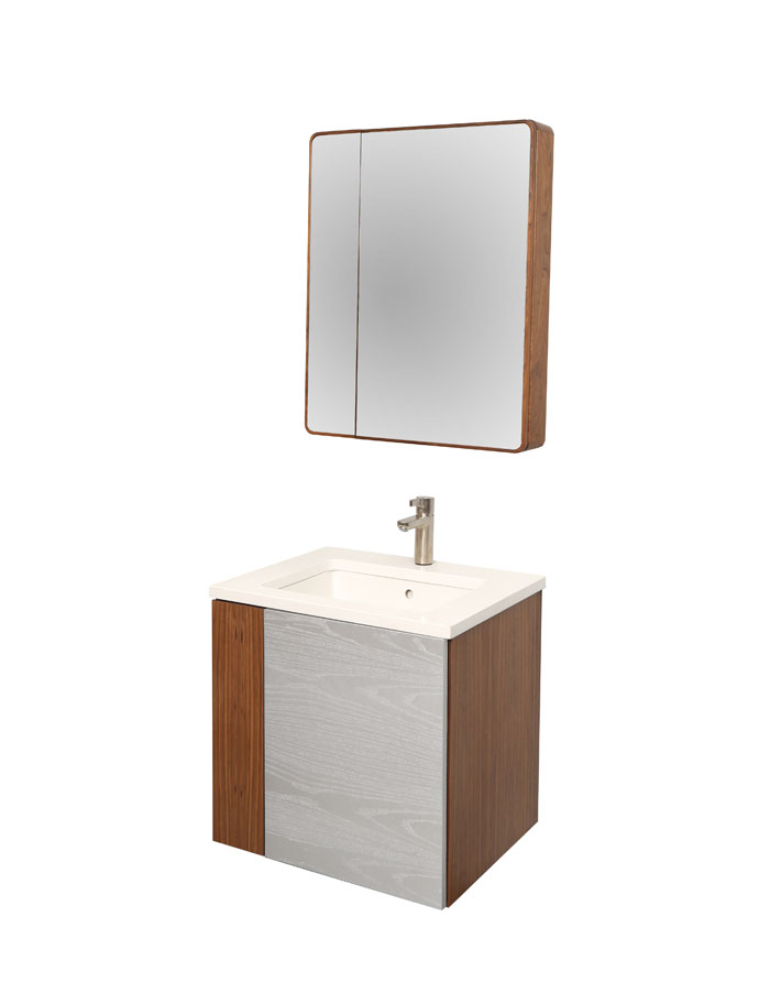 Wall*nut Vanity M, Courtesy Think Fabricate