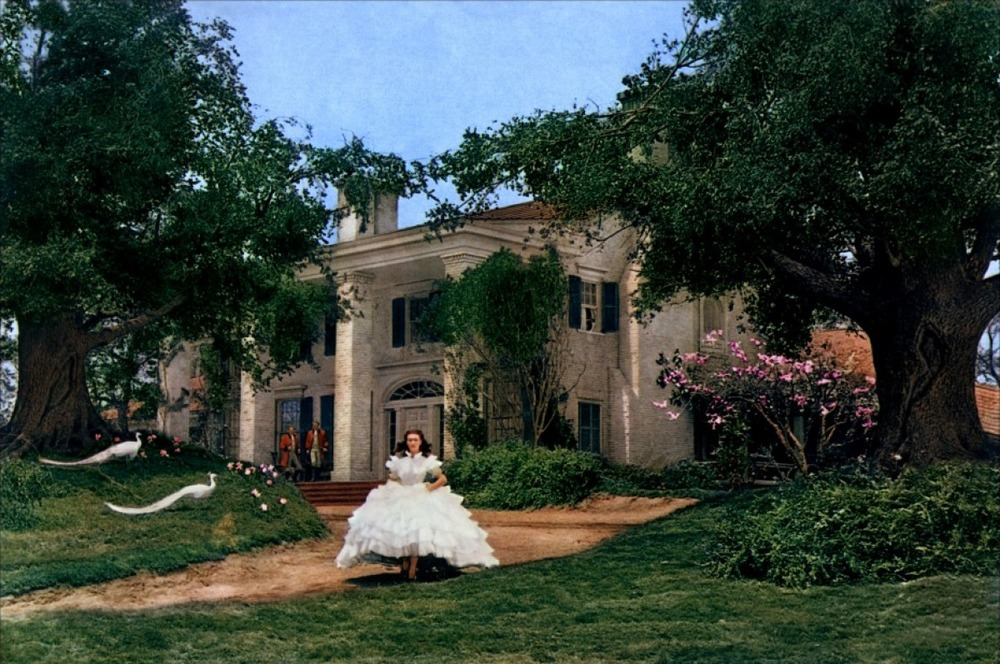 Tara, the fictional Southern Manse of Scarlett O'Hara