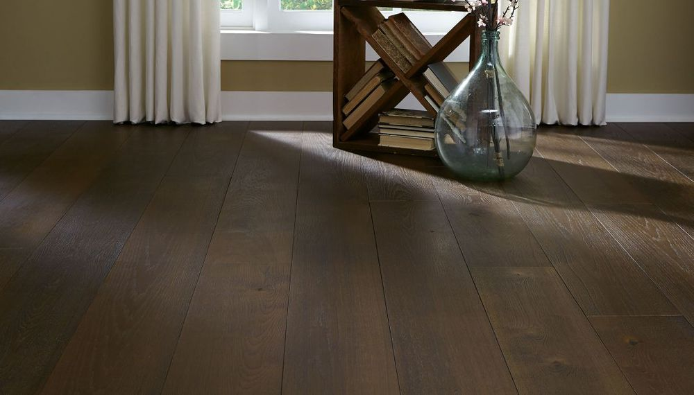 Chalet Collection, Hickory Flooring; Courtesy Carlisle Wide Plank Floors