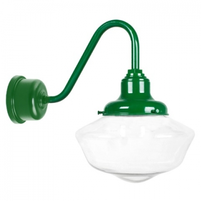 The Academia Gooseneck in Green, Courtesy Barn Light Electric