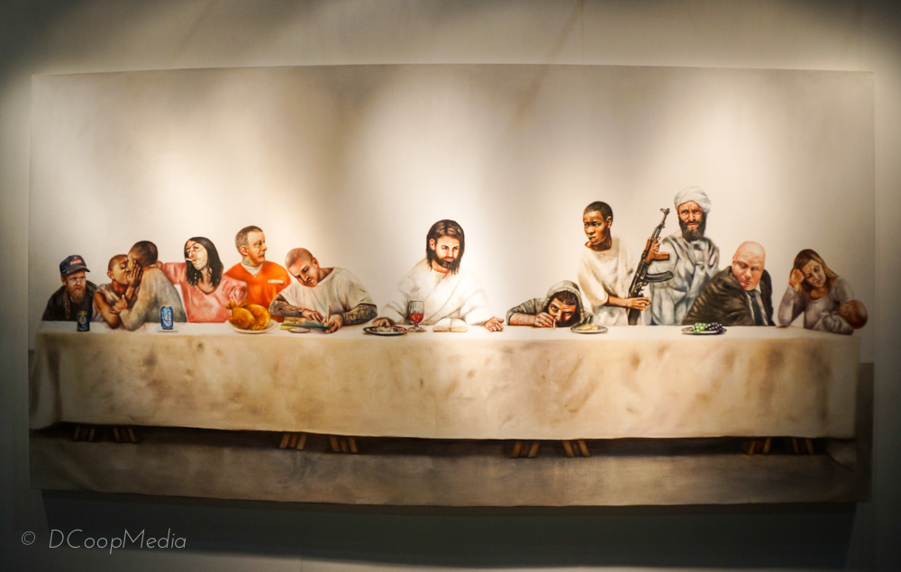 Last Supper by Johan Andersson