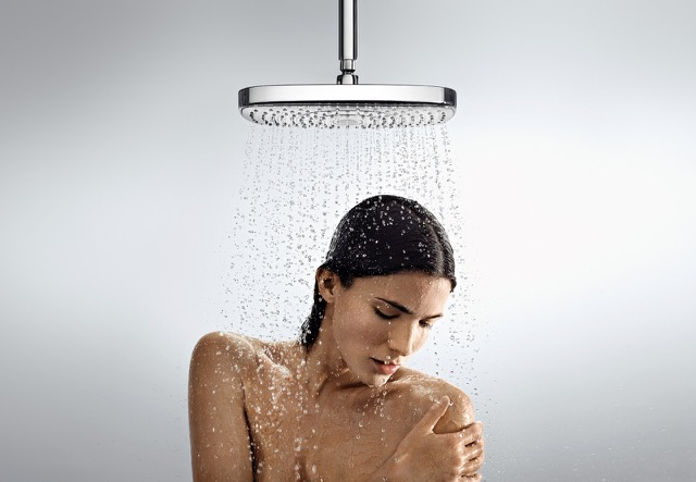 Raindance Select E 300 Showerhead Courtesy Hansgrohe