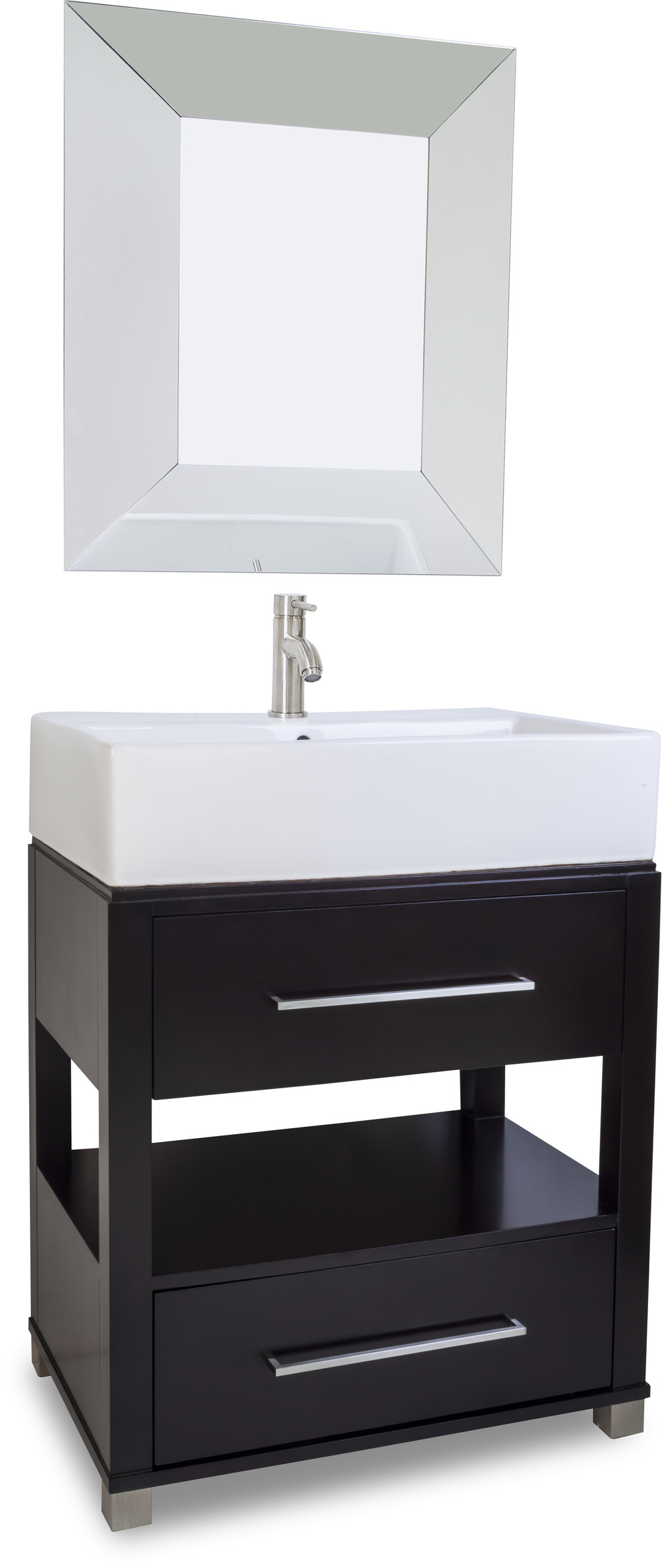 Wells Vessel Sink & Vanity, Courtesy Hardware Resources
